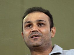 TUCC: Sehwag among Who's Who at Jamia