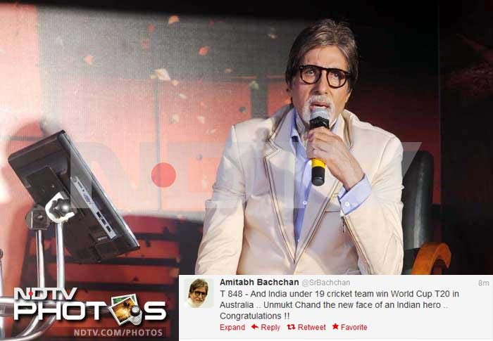Veteran actor Amitabh Bachchan wished the team and Unmukt as well.