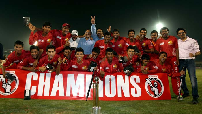Jain University, Bengaluru won the inaugural Toyota University Cricket Championship by beating Jamia Millia Islamia by 2 runs in the final.