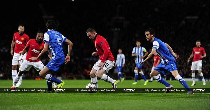 Manchester United ground out a tight 1-0 win over Real Sociedad at Old Trafford to move closer to a place in the Champions League knockout phase. The decisive goal between the teams came within moments of kick-off, Inigo Martinez scoring an own goal after the excellent Wayne Rooney had struck the post.