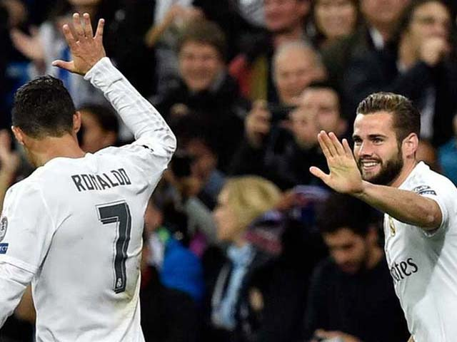 Champions League: Real Madrid, Manchester City Seal Last 16 Berths