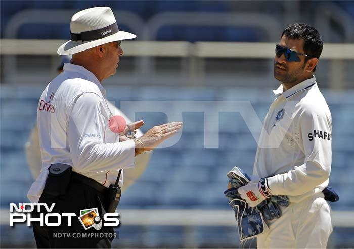 <b>Daryl Harper:</b> The Australian umpire recently withdrew from officiating in the third Test after Indian skipper MS Dhoni slammed some of his decisions on-field decisions in the match against the West Indies
