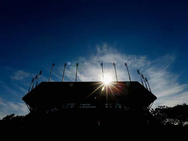 US Open 2014: From Dawn to Dusk, Tennis Shines Bright!