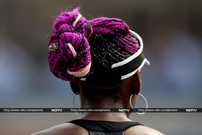 Take Venus Williams for instance. <br><br>The American sported this hair-do at the Arthur Ashe Stadium which sent shutterbugs into a tizzy.