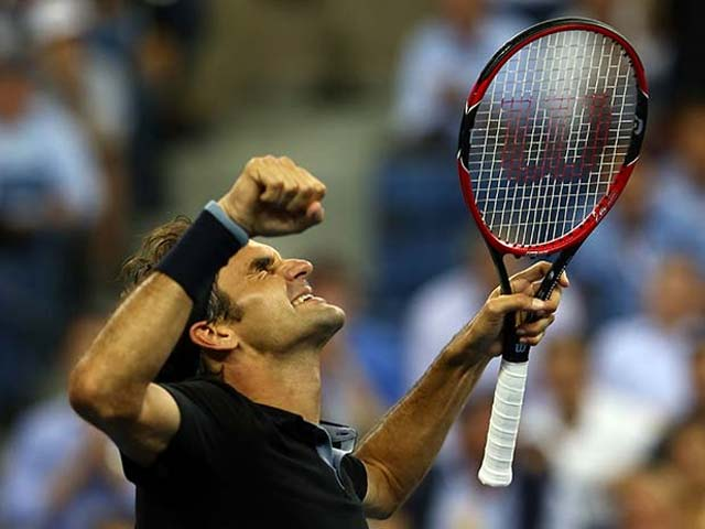 US Open: Federer Sets Up Cilic Semifinal After Great Escape