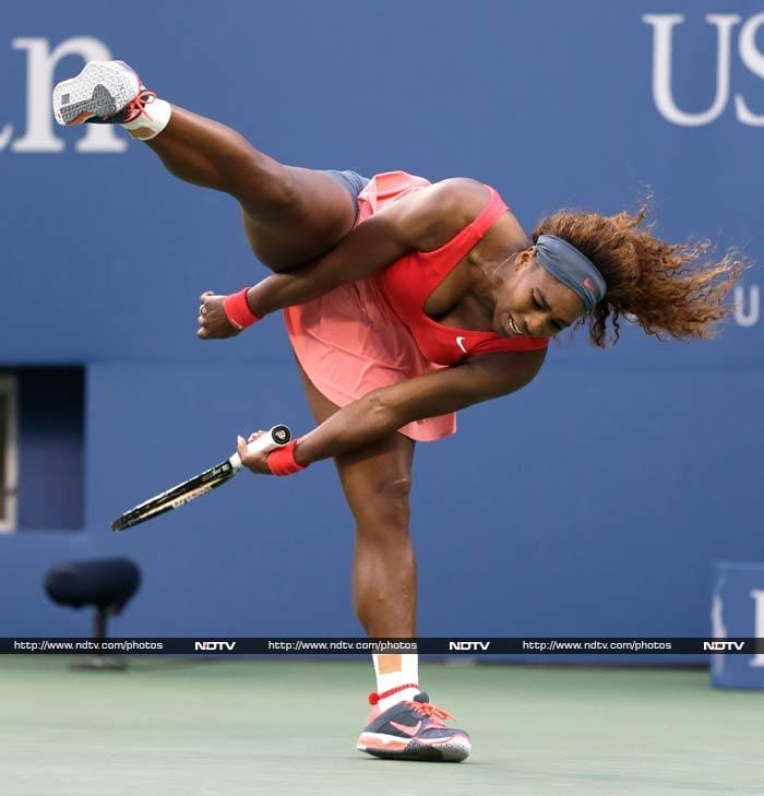 With the victory, Williams has won more than $9 million in 2013, a one-year women's record, and boosted her career winnings above $50 million.