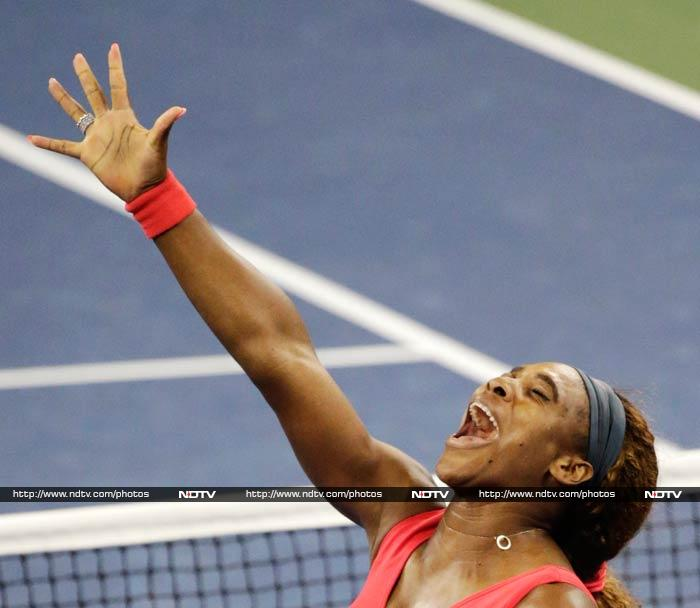 The 31-year-old American became the oldest Open Era women's winner in US Open history, 293 days older than Margaret Court when she set the prior mark in 1973, and the third-oldest Grand Slam women's champion of the Open Era.