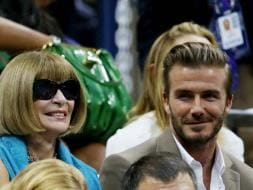 Photo : When Stars Descended on the US Open