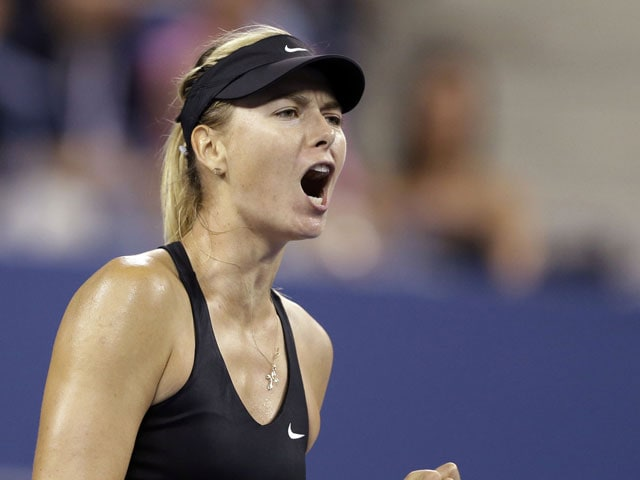 US Open: Sharapova, Djokovic Advance, Andy Murray Survives Early Scare