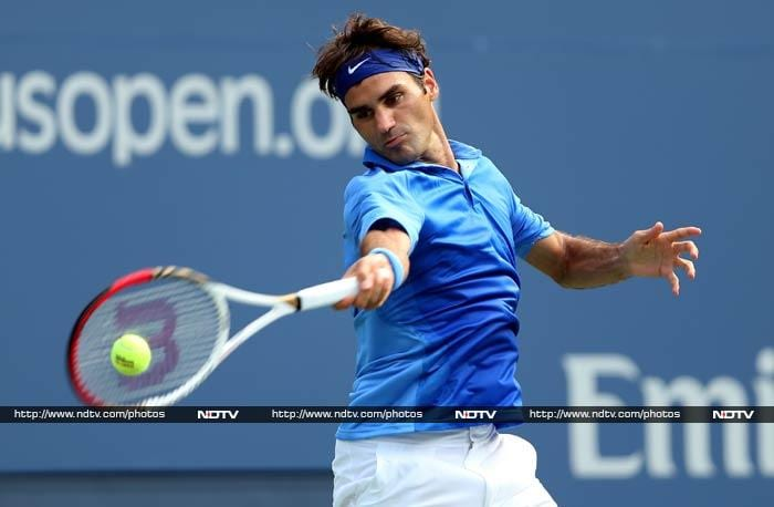 Seventeen-time Grand Slam Champion Roger Federer, US Open favourite Rafael Nadal and women's world number one Serena Williams eased into third round at Flushing Meadows. However, last year's semi-finalst Sara Errani was knocked out in the second round. (All AFP images)