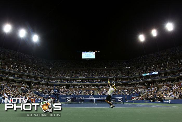 The second day of the US Open revealed the difference in the status of tennis in the men's and women's category. While the top seeds in men made an easy entry into the second round, the women had their share of upsets as has been the case in all the recent Grand Slam tournaments.
