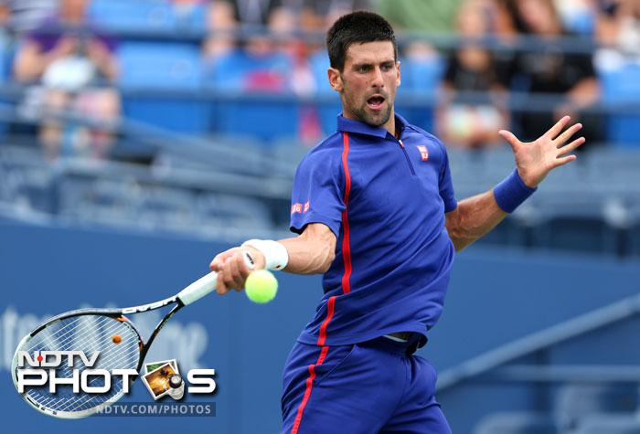 Novak Djokovic had no such issues against Stanislas Wawrinka as he took the first two sets 6-4, 6-1 and was 3-1 up in the third set when Wawrinka had to retire from the match.