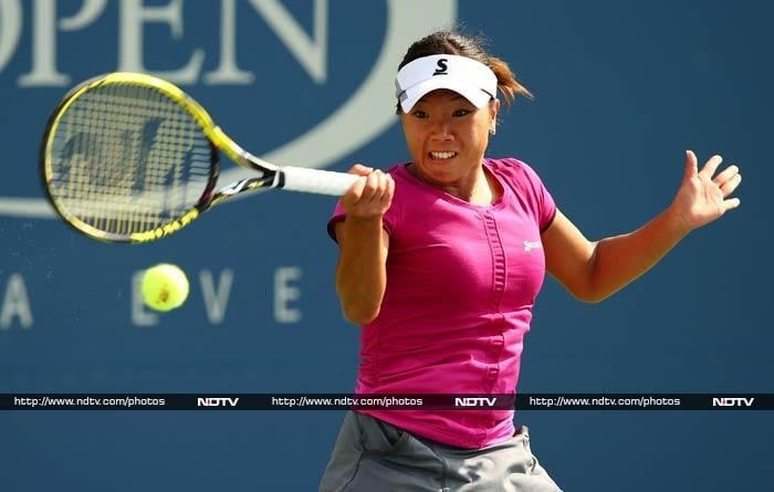 Japanese qualifier Kurumi Nara, who had never before reached the third round in any tour-level event, saw her US Open run ended Friday with a 6-4, 7-6 (7/5) loss to Serbian ninth seed Jelena Jankovic.