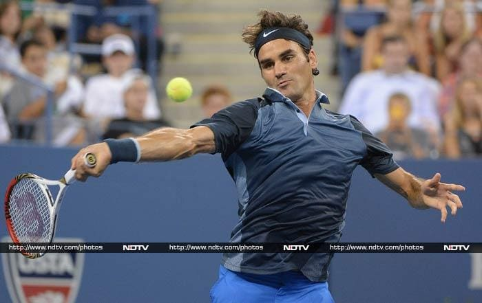 While it was a cruise into the fourth round for both Rafael Nadal and Roger Federer, in the women's section Svetlana Kuznetsova, Caroline Wozniacki and Petra Kvitova were knocked from the US Open 2013 tournament. (All AFP images)