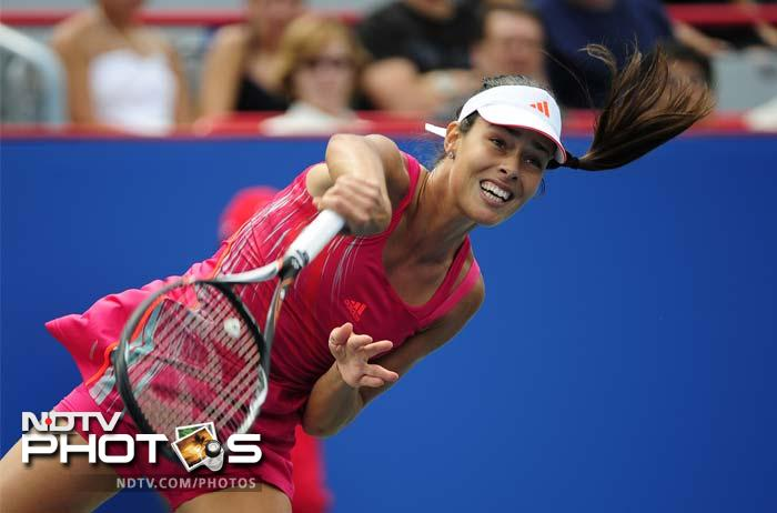 Ana Ivanovic: It has been rather long that she has found titles and crowns coming her way. A seasoned campaigner though, Ivanovic will continue to be seen as a strong threat.