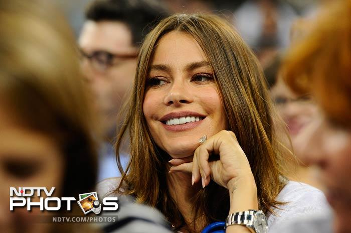 Actress Sofia Vergara, best known for her comic role in TV show Modern Family, has also registered her attendance here.