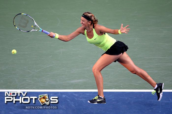 It was payback time for Azarenka as she took the second set 6-2, the same scoreline that she had lost the first one to the younger of the Williams sisters.