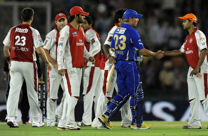 So as he battles with Sachin Tendulkar for the orange cap, a world just outside the boundary ropes waits for his next tryst with the ball, bat, skill and yes, even a bit of good fortune. (AFP PHOTO)