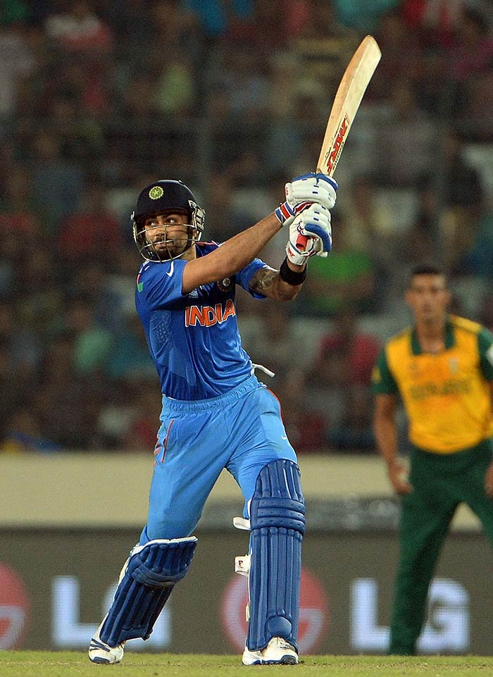 To call him India's in-form batsman has become more of an obvious title than a mere adjective. <br><br>The prodigal batsman has been in excellent form for a long time and his performances in WT20 has been no different.
