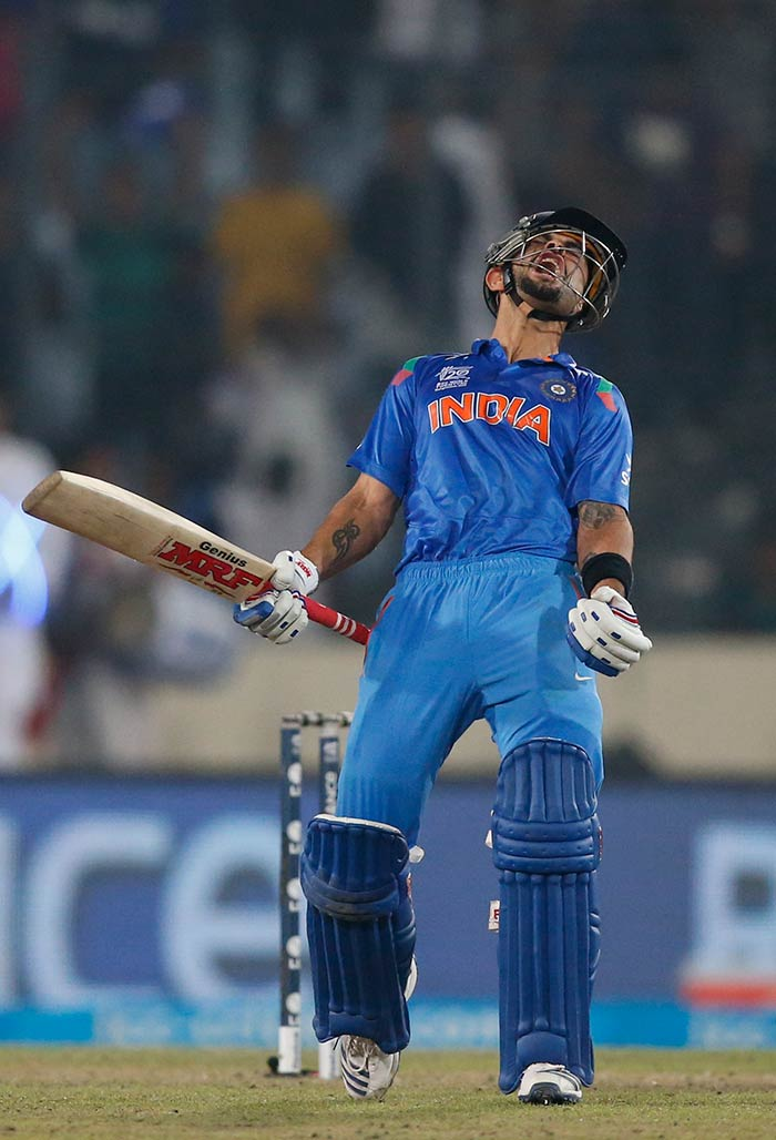 His skills are well-known, his passion is well-admired and his achievements are well-documented. <br><br>Virat Kohli is a cricketer who needs absolutely no introduction but just for the record - he is India's 'one-man army'! <br><br>All images courtesy AFP and AP.