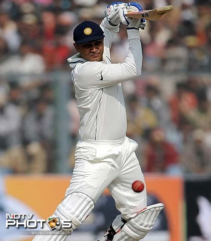 <b>105 vs South Africa. Bloemfontein 2001</b> <br> <br> Virender Sehwag's first Test century, and it came for losing cause. He joined Sachin Tendulkar with India devastated at 68/4. The two then stitched a 220 runs partnership.