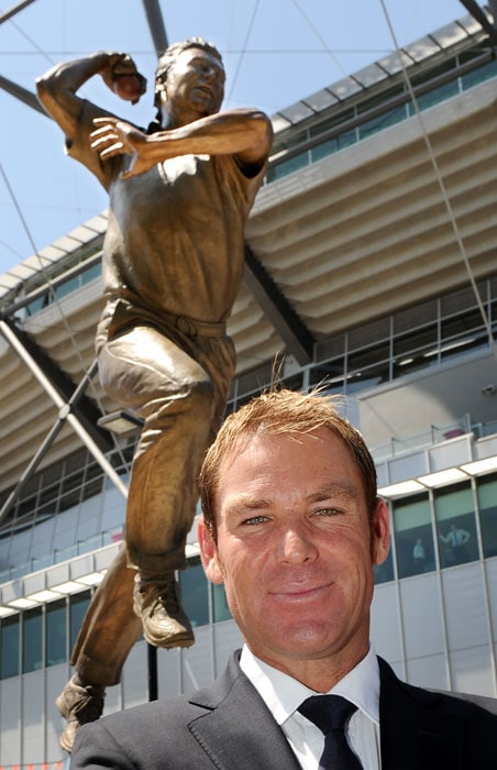 Rated one of the five best cricketers of the 20th century by cricket bible Wisden, Warne took a pioneering 708 Test wickets in a 145-Test career that made him the scourge of batsmen worldwide.
