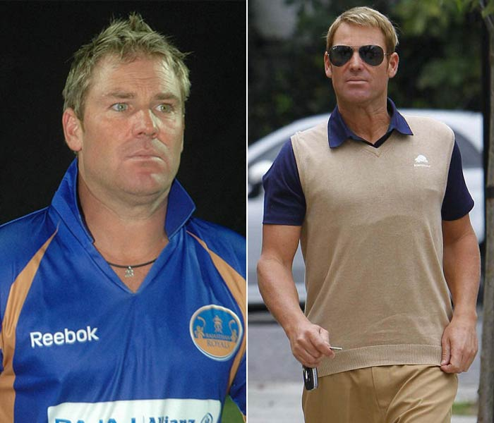 Shane Warne is widely credited for revolutionalising leg spin bowling, but his motivation has not taken a back seat despite his retirement from cricket. The Australian legend has shed 12 kgs to become fitter and now seems a shadow of his former self.