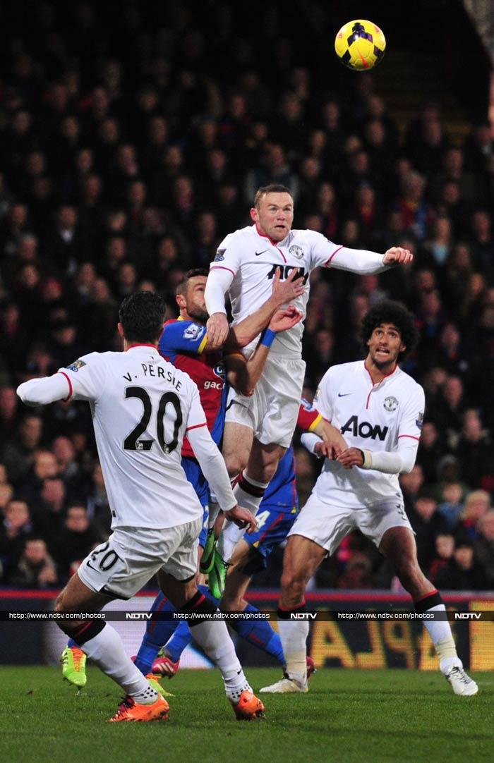 "Manager David Moyes said after the match that Rooney is ""impossible to replace.""<br><br>Rooney himself showed that he may truly be hard to be replaced."