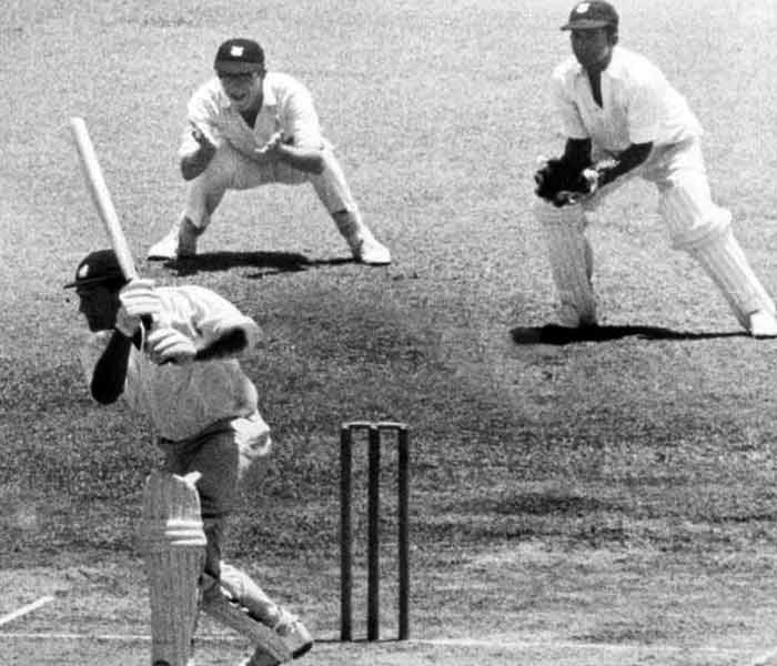 Only cricket pundits would remember this Caribbean wicket-keeper who stood his grounds to some of his more popular (and ferocious) fast-bowling team-mates. His contribution behind the stumps during the 1975 World Cup is largely un-noticed by the present generation of cricket fanatics.
