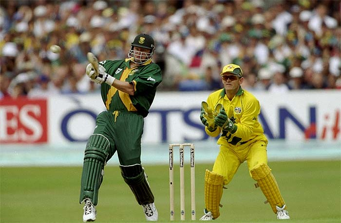 So he is more popular than his colleagues in this list. But his baseball approach to batting and ferocity with the ball was exemplified during the 1999 World Cup. He had taken 17 wickets and completed two half-centuries till the semi-final against Australia. He took the game to the last over but failed to complete the final run. Klusener though, won the man of the match award.