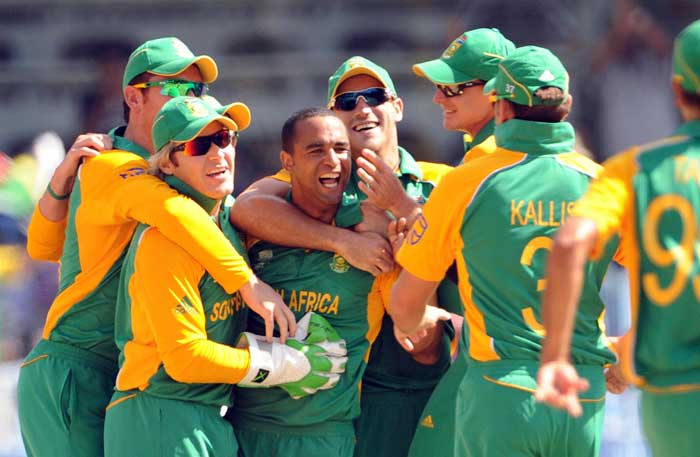 <b>Robin Peterson (15 wickets) </b><br><br> South Africa, who were experimental in their approach, found their most successful bowler in the shape of a man who wasn't a regular feature in the side prior to the World Cup.