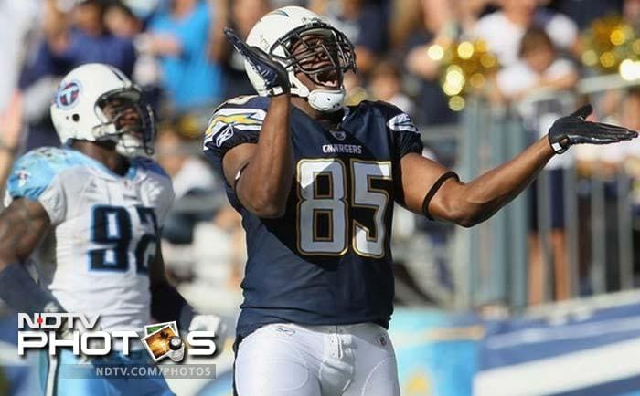 <b>Antonio Gates:</b> The NFL star married model-turned-business owner Sasha Dindayal on July 9. Forget the marriage, read this: 5 course meal, super-luxurious Grand Del Mar hotel in San Diego and a honeymoon in Tahiti. Life was and is good for these Gates too.