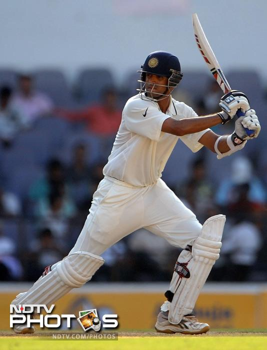 <b>Mr. Consistent:</b> Rahul Dravid was what he always is, solid. A brilliant 104 in the first test, followed by a gritty 45 in the second and then a match-winning 191 in the last test helped India finish on a high.