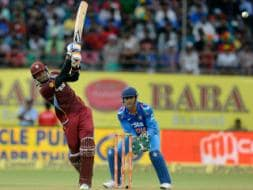 Photo : West Indies Crush India by 124 Runs in 1st ODI