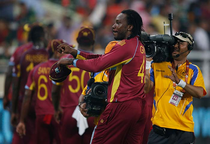Even as the West Indies were celebrating in their usual style, Pak players could hardly believe what hit them. This is the first time that Pakistan failed to make it to the semis of WT20.
