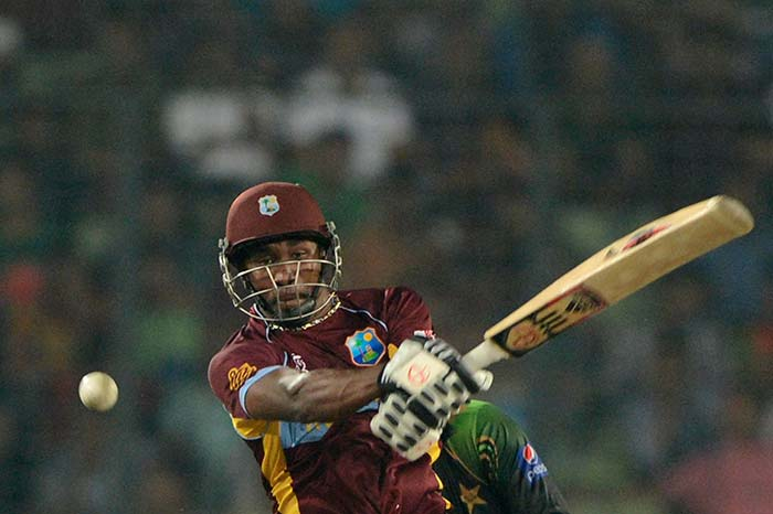 A major role was played by Dwayne Bravo to ensure Pakistan failed to qualify. <br><br>After opting to bat first, West Indies batsmen were struggling too. Bravo however seized the initiative back.