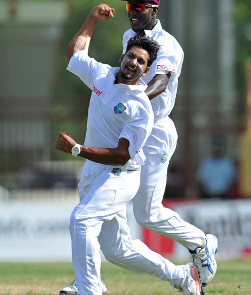 <b>Ravi Rampaul</b>: His performance against India is credible and has been in deadly form in the recent past as well and will look to bowl his team to victory.