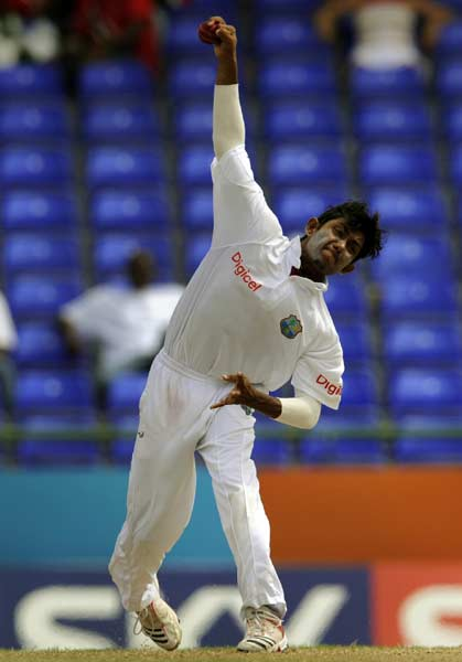 <b>Devendra Bishoo</b>: This youngster had a good outing in Bangladesh and is brimming with confidence. His ability to turn the ball has been well-appreciated and may just steal the thunder from his more experienced Indian counterparts.