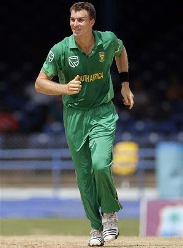 The same year, in 2010, Ryan McLaren helped South Africa destroy the West Indies at North Sound when he bowled a spell worth 5 for 19.
