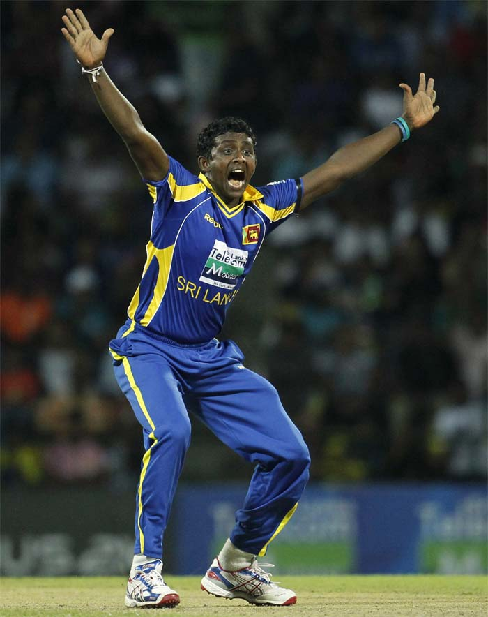 Mendis was relentless in his attack and gave away just 16 runs to not just hurt the batsmen but also keep a check on the scoring rate. He helped Sri Lanka claim the 2-match T20 series against Australia, on Monday.