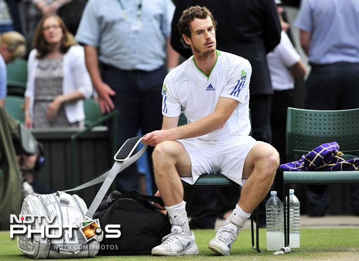 He has been the 'there and there-about' player since he has stepped on to a tennis court. In his 'home' Slam, Andy Murray would be looking to get the records straight. It will not be a rosy path as Murray very well acknowledges, but to step up and do the unthinkable will make him a worthy champion. He now also has the backing of a Grand Slam win - US Open 2012 - to ignite his charge. (AFP Photo)