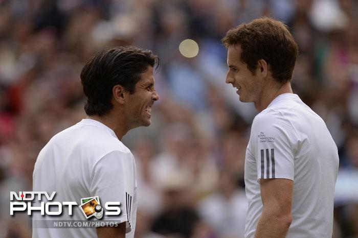 """""""I came through an incredibly tough match. It could have gone the other way. I found a way to get through and that's all you need,"""" said Murray, the US Open and Olympic champion. <br><br> """"I know how good these players are and it's everyone else who keeps trying to say that they're not,"""" he said of his opponents, calling Verdasco """"incredibly dangerous""""."""