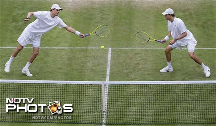 Mike and Bob Bryan have won a record 14 Grand Slam tournaments. If they get the 15th this week, they'll become the first team in the Open era to hold all four major titles at the same time.