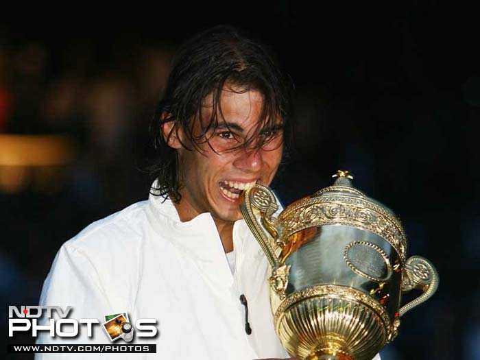 <b>Rafael Nadal</b><br><br>Rafael Nadal got his first taste of success against World No. 1 Roger Federer at the young age of 17 but it took him another 5 years to beat the Swiss in his own den. After losing out to Federer in the 2006 and 2007 editions, the Spaniard defeated the World No. 1 in a gripping 5-setter in a rain-hit 2008 final. The Spaniard won the title again in 2010.