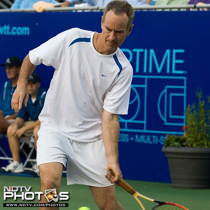 <b>John McEnroe</b><br> <br> They say comebacks are the true test of an athlete's character and John McEnroe was certainly one of the strongest competitors that the Wimbledon ever saw. The 1981 final was a repeat of the previous edition which saw a compelling 5-setter seal McEnroe's fate. But the American fought back and ended Bjorn Borg's dominance at the grass court championships. Borg never saw a Wimbledon final after that.