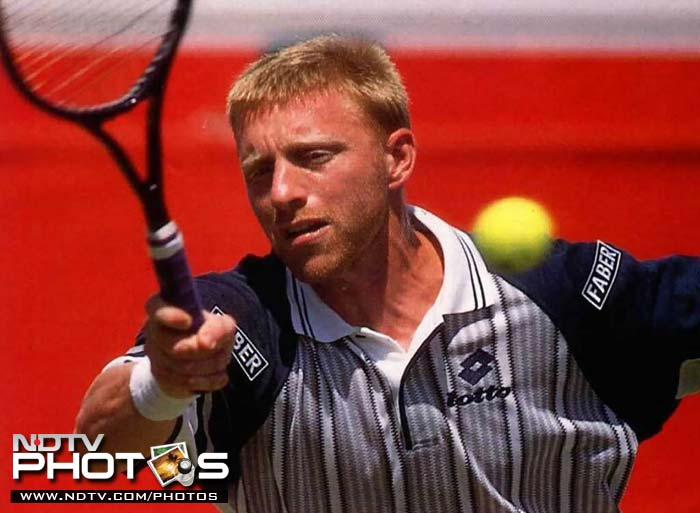 <b>Boris Becker</b><br><br>The 1985 edition was the 9th consecutive tournament in which at least one American had booked a place in the final two, but Boris Becker was taking nothing of that as he beat Kevin Curren to deny him his maiden Grand Slam title. The German then went on to win titles in 1986 and 1989 before losing out in 1990, 1991 and 1995 in the finals. In all Becker reached 7 finals and winning 3 of them.