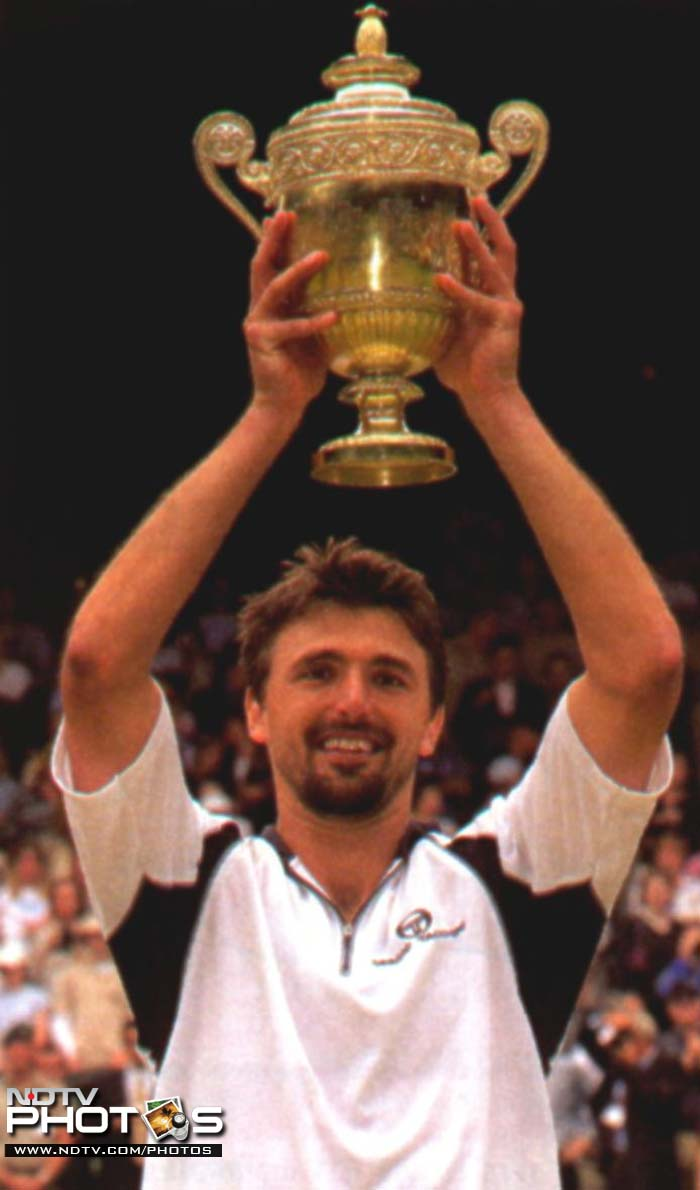 <b>Lowest ranked winner (Gentlemen):</b> In 2001, Croatia's Goran Ivaniševic became the lowest ranked player to win the Wimbledon title. The wildcard winner was seeded 125th when he defeated Patrick Rafter 6–3, 3–6, 6–3, 2–6, 9–7 in the final.