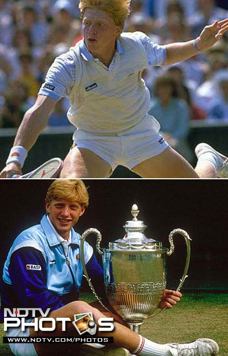 <b>Youngest winner (Gentlemen):</b> Germany's Boris Becker became the youngest ever tennis player to win the Wimbledon title in 1985. The 17-year-old Becker defeated Kevin Curren in four sets to become the first unseeded player and the first German to win the Wimbledon singles title.