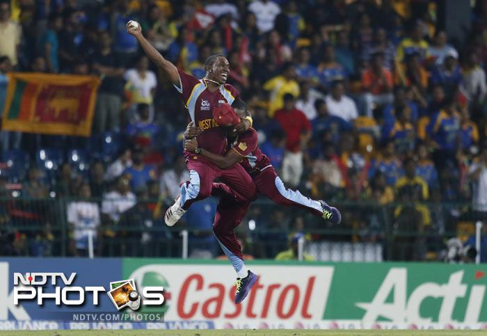 West Indies had defeated hosts Sri Lanka in the previous edition to lift their first ICC title in many years.