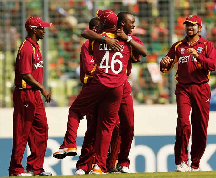 Coming into the match, both Bangladesh and West Indies had seen wins only against minnows while witnessing defeat against established teams. (Getty Images)